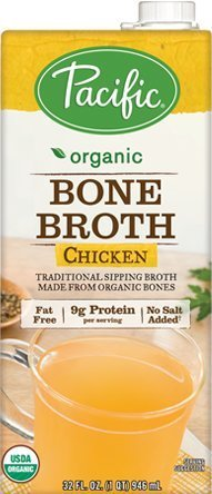 Pacific Foods, Organic Bone Broth – Chicken (Pack of 12) by Pacific Foods