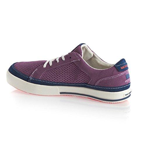 Merrell Skyjumper Twist Kids Schuh Dusty Lavender Purple