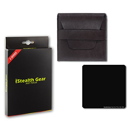 Stealth Gear SGWREND1000 Extreme ND1000 Wide Range Pro Filter