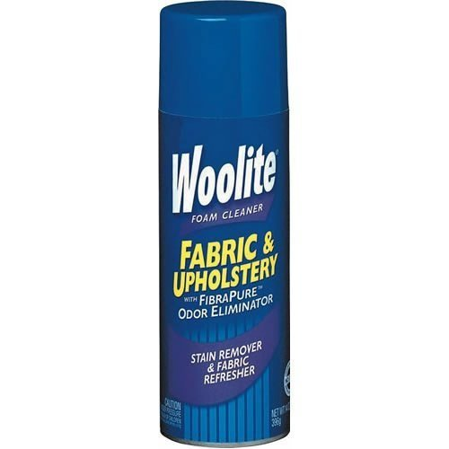 Bissell Woolite Foam Fabric And Upholstery Cleaner 14 Oz