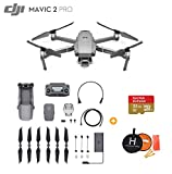 DJI Mavic 2 Pro Drone Quadcopter Deluxe Bundle, Extra Landing Pad and Extreme microSDXC Card Review