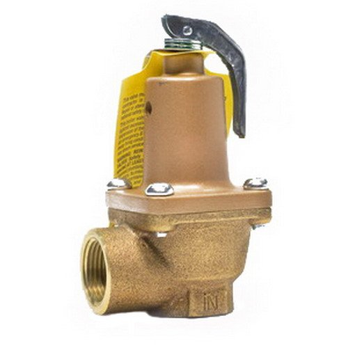 Watts Regulator 0121463 Bronze 2-Port 3/4'' Relief Valve, 40 psi by Watts