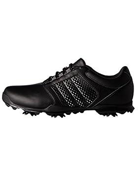 brand new 4eb0a f4f91 adidas w Adipure Tour Chaussures de Golf Femme, W Adipure Tour, Noirargenté