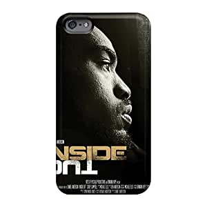 Shock-Absorbing Hard Phone Cases For Iphone 6 With Customized Fashion Inside Out Series DrawsBriscoe