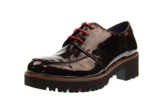 À Lacets 13421 Callaghan Noir Chaussures Black AxSF5qw4