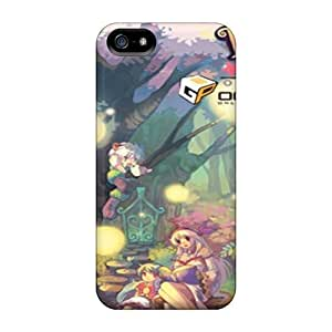 LatonyaSBlack Case Cover For Iphone 5/5s - Retailer Packaging La Tale Iris Ivy Protective Case