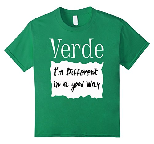 Kids Verde Hot Sauce Packet Halloween Costume Group T-shirt 8 Kelly Green