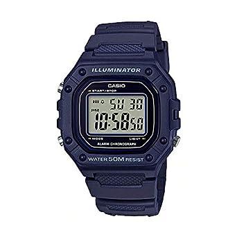 4331758705 CASIO STANDARD DIGITAL カシオ スタンダード デジタル W-218H-2A 腕時計 メンズ レディース チープカシオ