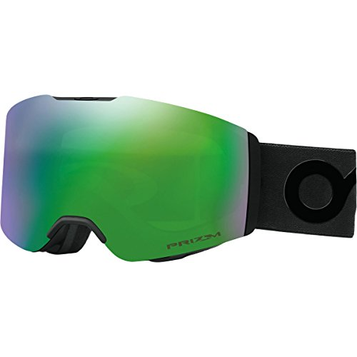 Oakley Fall Line Asian Fit Snow Goggles, Factory Pilot Blackout, - Womens Asian Oakley Fit