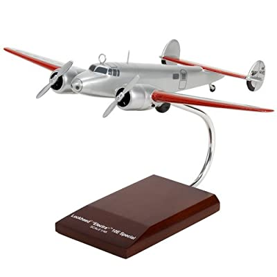 Mastercraft Collection L-10E Electra Model Scale: 1/48
