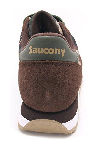 Original Unisex thyme Saucony Brown Jazz Cxqwz5gwE
