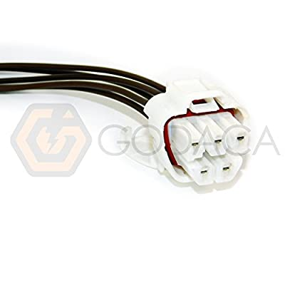 1x Connector 5-way 5 pin for Fuel Pump For Hyundai Toyota 90980-11077: Automotive