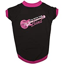 """MuttNation Fueled by Miranda Lambert """"I'm with the Band"""" Tee - Large"""
