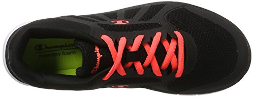 Women's Shoes Alpha Running Schwarz Champion Gry Competition Black Lib dFvAwncqan