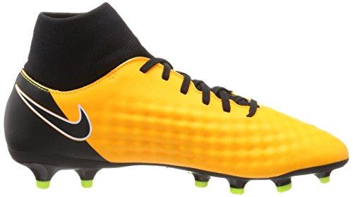 Nike Mænds Magista Onda Ii Df Fg Fodbold Klampen Laser Orange / Sort / Hvid / Volt nGh2db1W