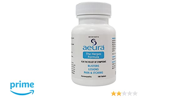 AEURA – The Herpes Formula | Relief for Herpes Symptoms | 100% Guaranteed  Safe & Effective, All-Natural