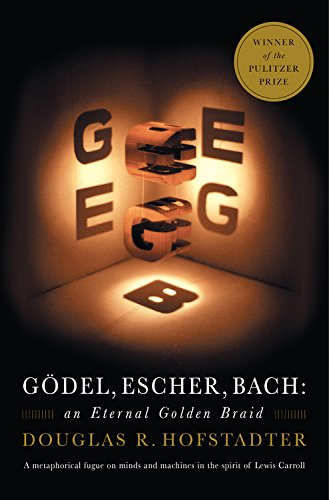 Image result for Gödel, Escher, Bach: An Eternal Golden Braid