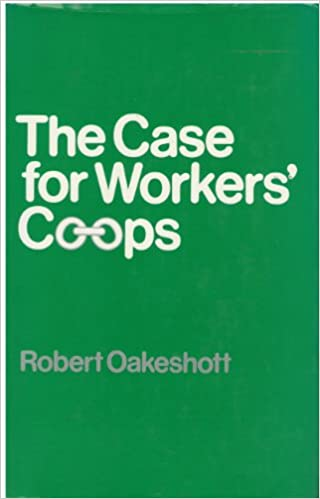 Case for Workers' Co-ops