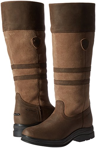 Ariat Land Dameslaarzen Ambleside H2o Waterdicht, Vlas, 6,5 (40) / Rm