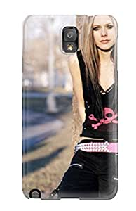 Durable Protector YY-ONE With Celebrity Avril Lavigne Hot Design For Galaxy Note 3