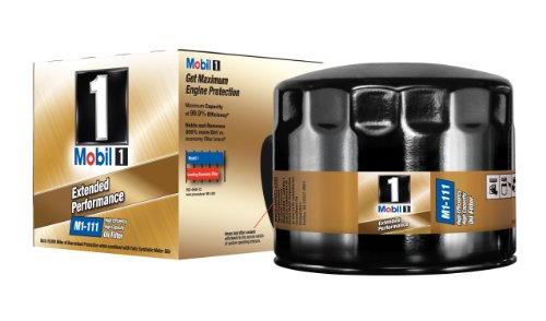 Mobil 1 M1-111 Extended Performance Oil - North 111