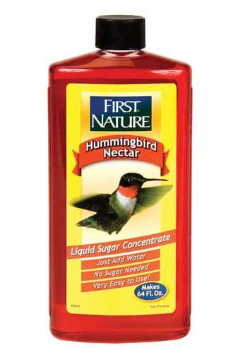 First Nature 16 oz Red Hummingbird Concentrate