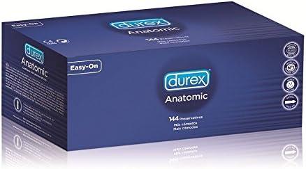 DUREX ANATOMIC 144 UNIDADES: Amazon.es: Electrónica