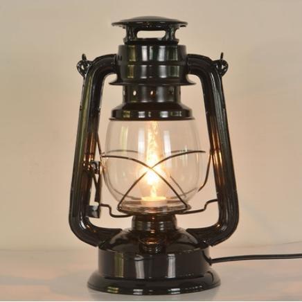 Xiaojianu0026 Retro Lantern Village Old Kerosene Lamp Decoration Bar Cafe  Household Bedroom Lamp, Dimming Switch