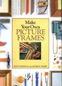 Make Your Own Picture Frames: Techniques/Materials (The Dazzle Picture Frames)