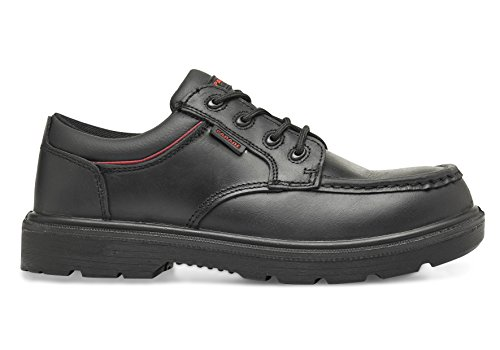 48 28 Zapatos Tamaño Baja 07fidjy Desfile 44 Negro De Seguridad fpwq815Sn