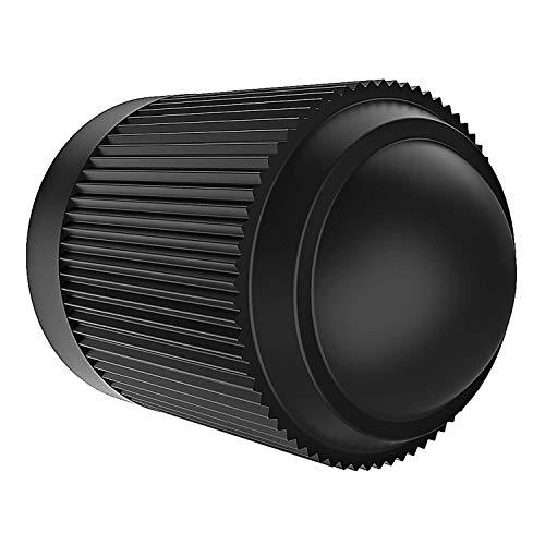 PPpanda Valve Dust Caps,Tire Caps Valve Stem Caps Tyre Valve Dust Caps Dustproof Tire Cap for Car, Motorbike, Trucks, Bike and Bicycle(ONLY Schrader Valve) 36pcs,Black by PPpanda (Image #2)