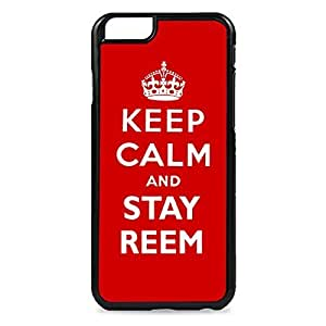 Keep Calm and Stay Reem Snap-on Hard Back Case Cover For SamSung Galaxy S3