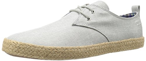 ben-sherman-mens-new-prill-lace-up-fashion-sneaker-grey-10-m-us