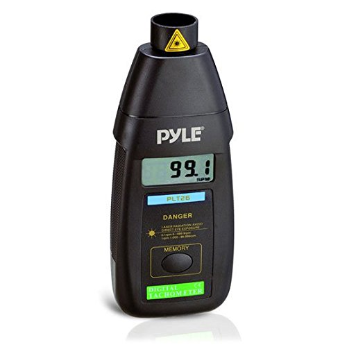 Sound Around-Pyle PLT26 Digital Non Contact Laser Tachometer
