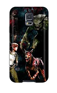 Mark Gsellman Andrews's Shop Hot 1062034K73995819 Galaxy S5 Cover Case - Eco-friendly Packaging(resident Evil)