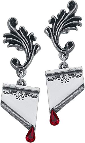 Marie Antoinette (pair) Earring by Alchemy Gothic, England
