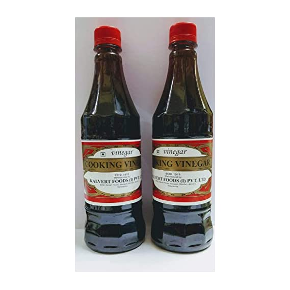 Kalvert Cooking Vinegar 750ml (Pack-2)