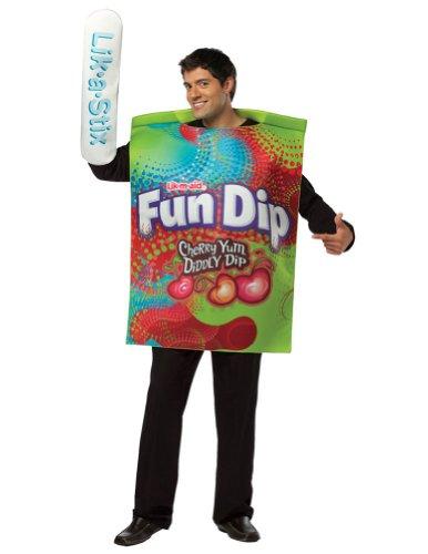 Costumes For All Occasions Gc3985 Fun Dip (Mens Fun Dip Costumes)