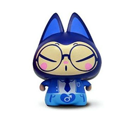 Character Creations Costumes (MANCAT Man Glasses Couple Antenna Ball Silicon Antenna MANCAT Man Glasses Couple 1Piece Character / Car Antenna Accessory / Home Accessories / Car Tuning / Car / Motorcycle / Passenger Car / Adult)