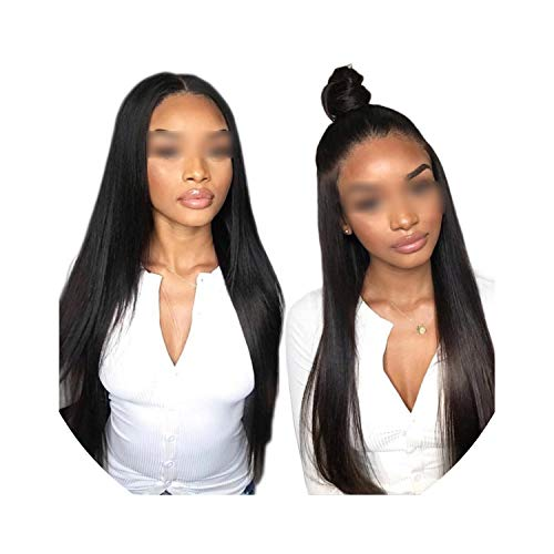Sheep Store Straight Lace Front Human Hair Wigs 10