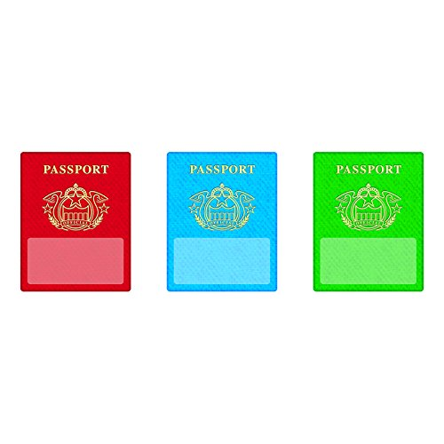 Passports Classic Accents (Variety Pack of 36)