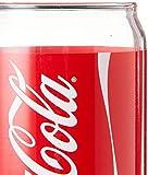 Luminarc Coca-Cola Assorted Decorated Glass