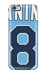 DanRobertse Case Cover For Iphone 6 Plus - Retailer Packaging Tampa Bay Rays Protective Case