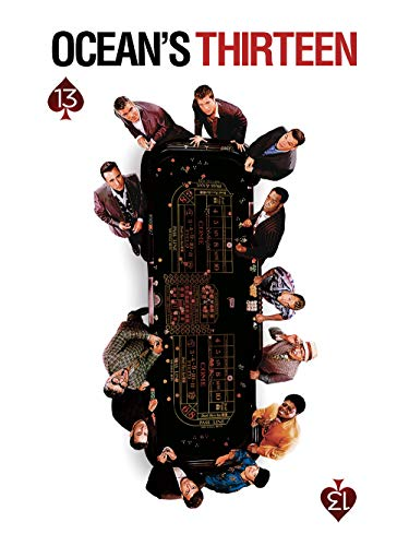 DVD : Ocean's Thirteen