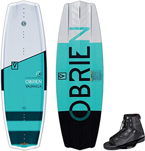 Obrien 138 Valhalla Wakeboard Package with Access Boots for sale  Delivered anywhere in USA