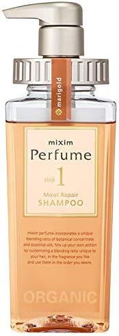 「mixim Perfume(ミクシムパフューム)モイストリペアシャンプー」を美容師が実際に使ったレビュー記事【市販】
