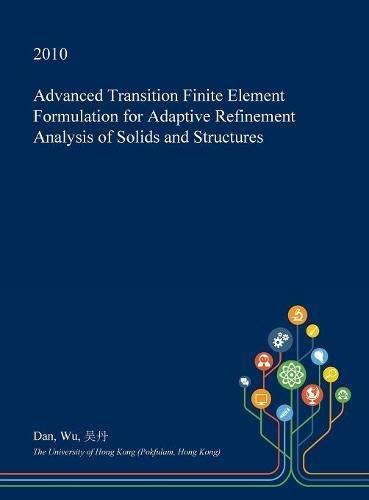 Buy Advanced Transition Finite Element Formulation for