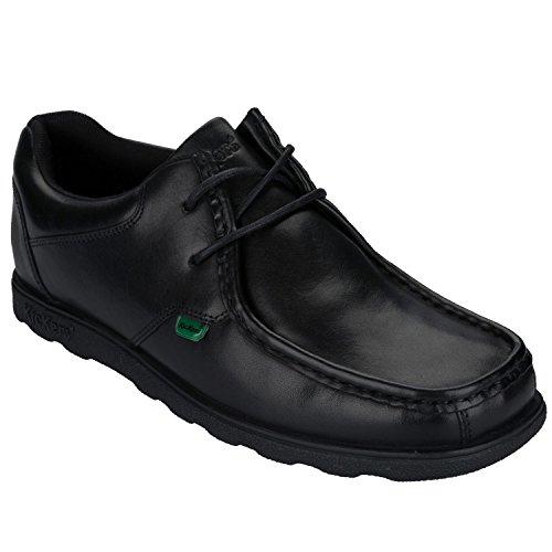 Kickers Fragma Lace Mens Shoes Black
