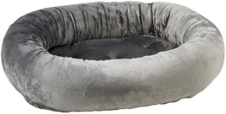 Bowsers Diamond Series Fur Donut Dog Bed