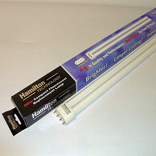 Aquariums Fits for Hamilton Technology Compact Real Actinic 420nm 03 Blue Linear Pin Lamp